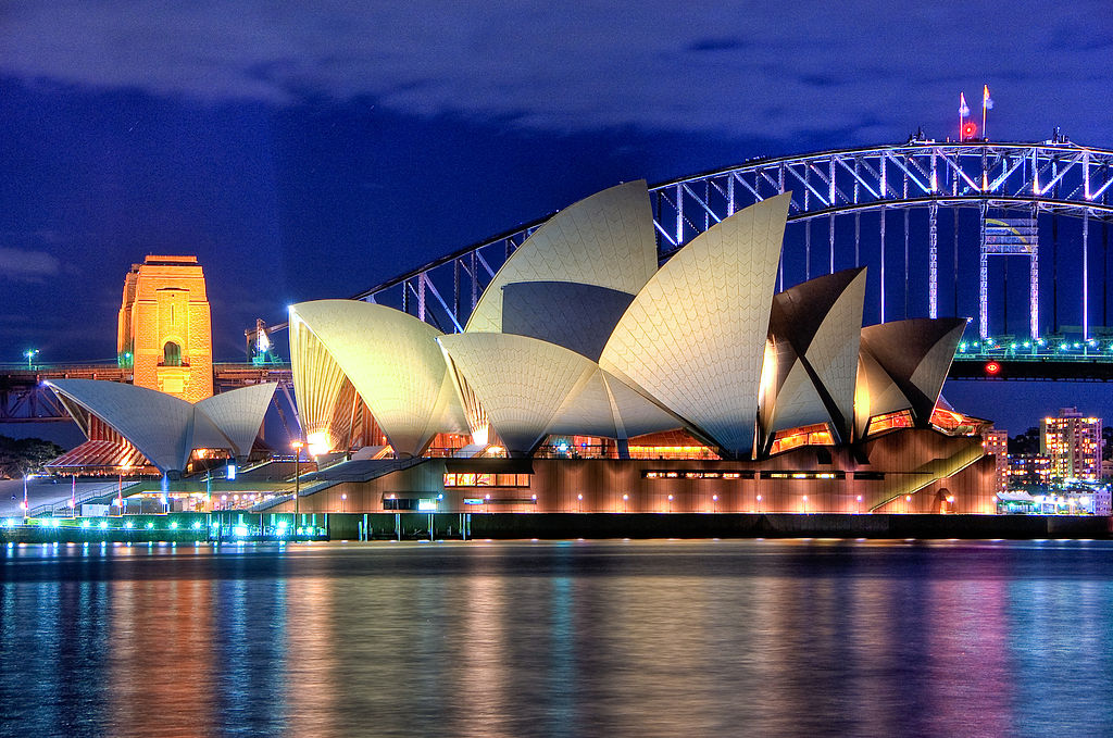 opera house sydney harbour