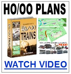 HO scale track plans book