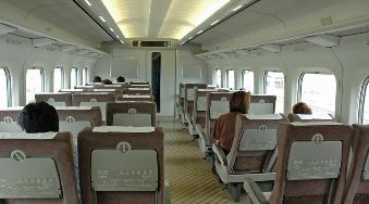 japanese train travel