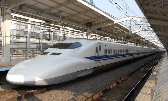 japan bullet train high speed travel