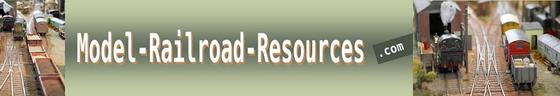 model railroads resources